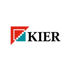 MSAFE - KIER logo