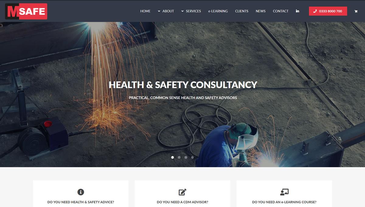 MSAFE - New website for MSAFE